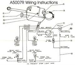 instructions to wire a turnflex 730 6 turn fixya i need a wiring diagram for a yankee 730 736 turn signal