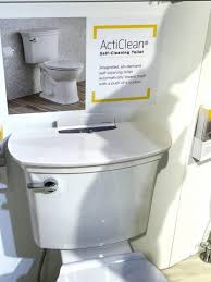 standard self cleaning toilet laurel