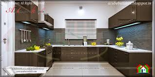 Modern Kitchen Interior Modern Kitchen Interior Architecture Kerala