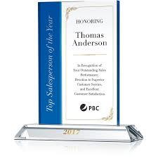 Top Salesperson Award Sample Ideas Wording Sample By