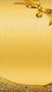 gold bow h5 background material gold
