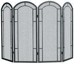 iron fireplace screen. Iron Fireplace Screen New Uniflame With Doors Image Collections