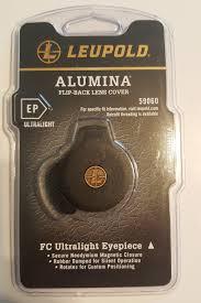 59040 Leupold Alumina Flip Back Lens Cover 36mm