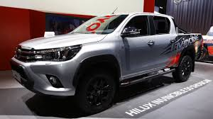 Toyota Hints It Might Do A Meaner Hilux To Take On The Raptor