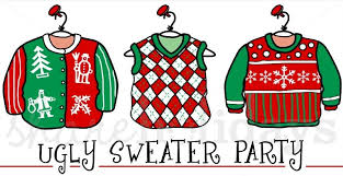 Ugly Christmas Sweater Party (05)