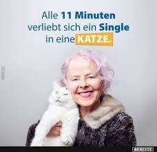 Alle 11 Minuten Verliebt Sich Ein Single In Eine Katze Lustige