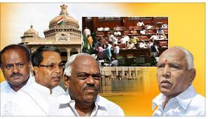 Karnataka Crisis Floor Test Demand Unmet Bjp Mlas To Stage