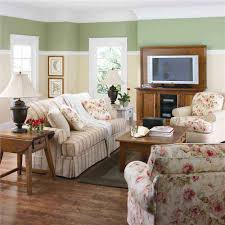 Tv Set Design Living Room Living Room Simple Formal Living Room With Floral Chairs And Tv