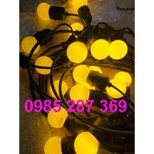 Dây đèn LED ngoài trời chống nước 10m/5m -Bảo hành 2 năm - Dây đui đèn E27  - Hàng chính hãng - Đèn ngoài trời Hãng No brand