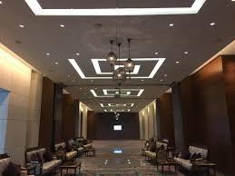 Indented Ceiling Lights Decoustics Claro Ceilencio Ceilings In New Muscat