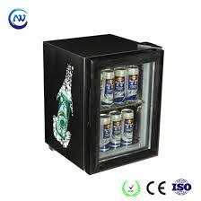 mini countertop beverage showcase beer cooler without light box jga sc21