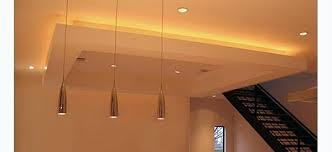 down lighting ideas. Drop Down Lighting Cheap Only A Portion Of The Ceiling Has Been Dropped Crown Molding Cove Ideas