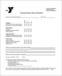 Sample Fitness Evaluation Forms - 8+ Free Documents In Word, Pdf