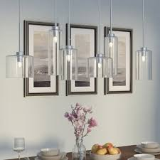 pendant lighting kitchen. Siddharth 6-Light Kitchen Island Pendant Lighting A