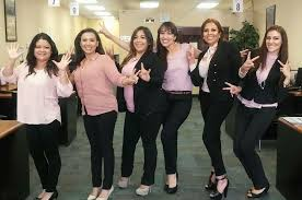 loya insurance careers on wednesdays we wear pink adrianas insurance office