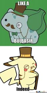 RMX] I Do Fancy A Pokemon Once In Awhile by scaramouche92 - Meme ... via Relatably.com
