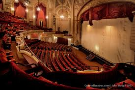 Connor Theater Seating Chart Connor Palace Cleveland Ohio Ornate Theatres
