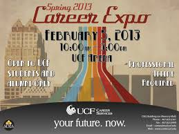 Job Fair Ucf Career Services Liaison
