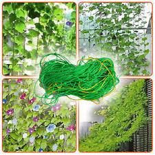 Nylon Trellis Netting Plant Support Climbing Plants Vine Veggie Climbing Plant Support
