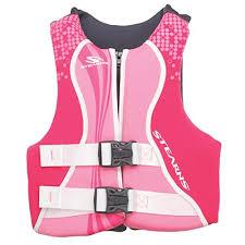 Connelly Life Jacket Size Chart Girls Stearns Hydroprene Lifejacket