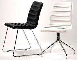 office chair without wheels. Leather Office Chair No Wheels White Desk With Regard To Modern Home Without O