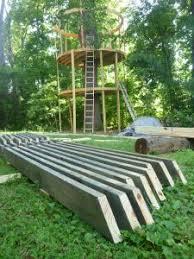 Greybeard Kids Treehouse Treehouse World
