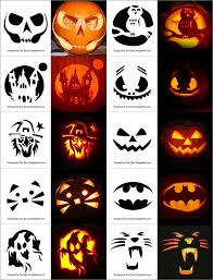 Printable Stencils For Kids 290 Free Printable Halloween Pumpkin Carving Stencils Patterns