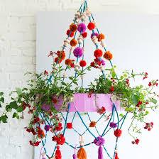 polish chandelier pajaki planter