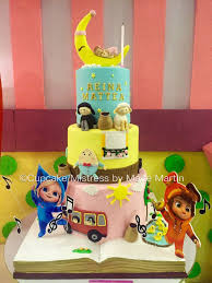 Dave And Ava Cake Designs Dave And Ava Nursery Rhymes Cake Nursery Rhyme Party 1st