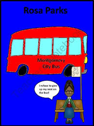 rosa parks biography and activity book from funteach on  rosa parks biography and activity book from funteach on teachersnotebook com 5 pages
