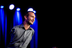 how i traveled to for her amazing story nick vujicic