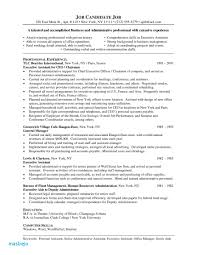 Dental Assistant Resume Examples No Experience Administrative