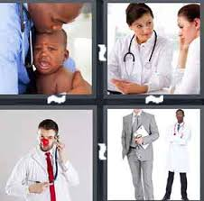 4 pics 1 word all levels with woman image