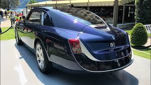 The Most Expensive New Car In The World - £10 Million Rolls Royce ...