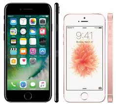 Difference Between Iphone 8 And X Chart Iphone 7 Vs Iphone Se Whats The Difference