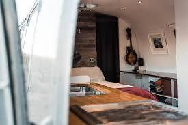 Airstream Interior Design Simple Inspiration Design