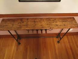 Barnwood Console Table