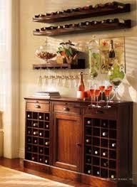 small home bar furniture. holman entertaining shelf wineglass espresso stain small home bar furniture