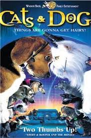 cats and dogs movie poster. Unique And Movie Poster Cats U0026 Dogs 2001  On And