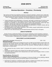 Operations Manager Resume Sample Free Templates 10 Best Best Project