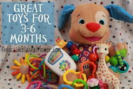 great toys for 3 6 months
