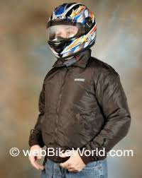 gerbing heated jacket liner review webbikeworld gerbings heated jacket liner