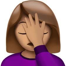 Image result for annoyed face emoji