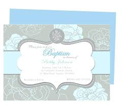 Printable Baptism Invitations Free Baptism Invitation Templates For Word Baby Christening