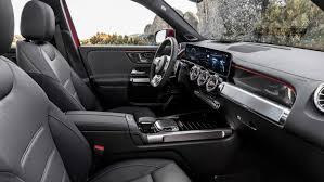 Jeder dritte mercedes ist mittlerweile ein suv, jeder vierte. 2020 Mercedes Benz Glb Class First Drive What S New Interior Technology Driving Impressions Autoblog
