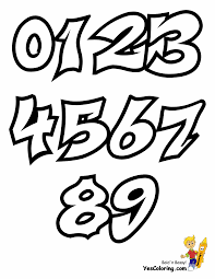 Throw Up Graffiti Coloring Pages | Free | Alphabet Coloring Pages ...