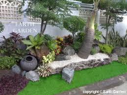 Small Picture Wonderful Garden Ideas Landscaping Simple Backyard Landscape
