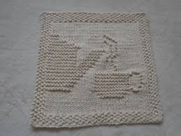 Free Knitting Patterns For Dishcloths Delectable 48 Quick Knitted Dishcloth Patterns