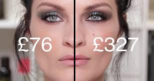 dupes for high end makeup make up