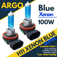 2x 100w 8500k H11 Xenon Fog Light Bulbs Vauxhall Opel Corsa D Sri Si